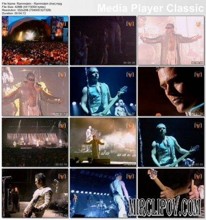 Rammstein - Rammstein (Live)