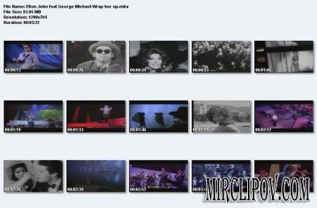 Elton John Feat. George Michael - Wrap Her Up
