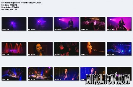Nightwish - Swanheart (Live)
