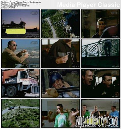 Robbie Williams - Road To Mandalay