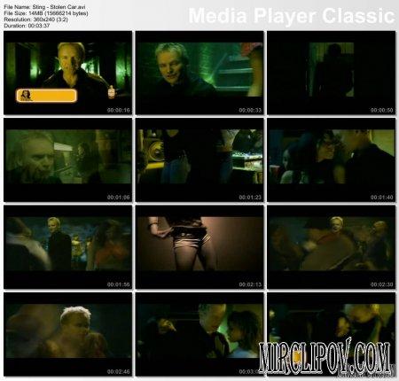 Sting - Stolen Car