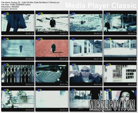 Energy 52 - Cafe Del Mar (Cafe Del Marco V Remix)