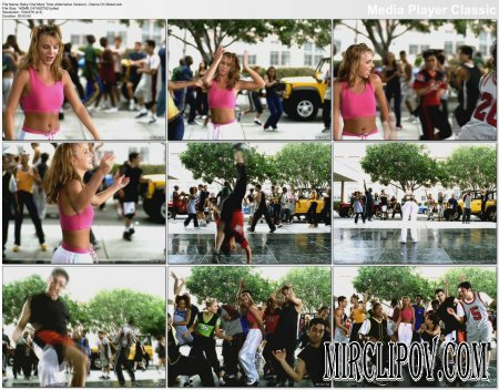 Britney Spears - Baby One More Time (Dance On Street Version)
