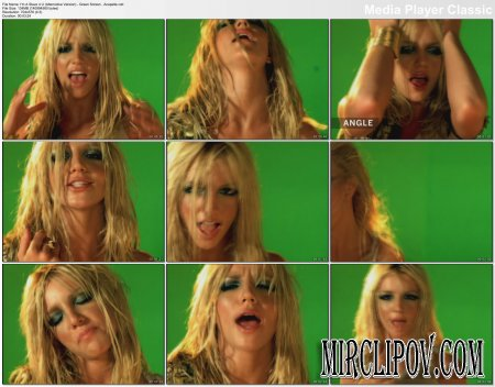 Britney Spears - I'm A Slave 4 U (Alternative Version)