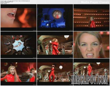 Britney Spears - Oops!...I Did It Again (Riprock 'N' Alex G. Oops!...We Remixed Again)