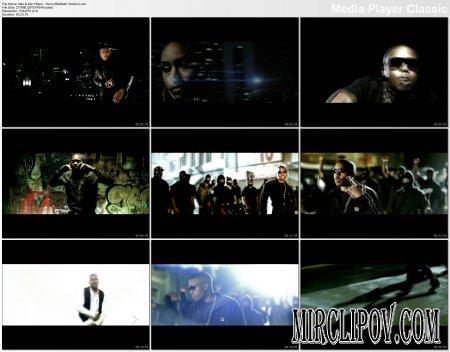 Nas Feat. Keri Hilson - Hero (MixMash Version)