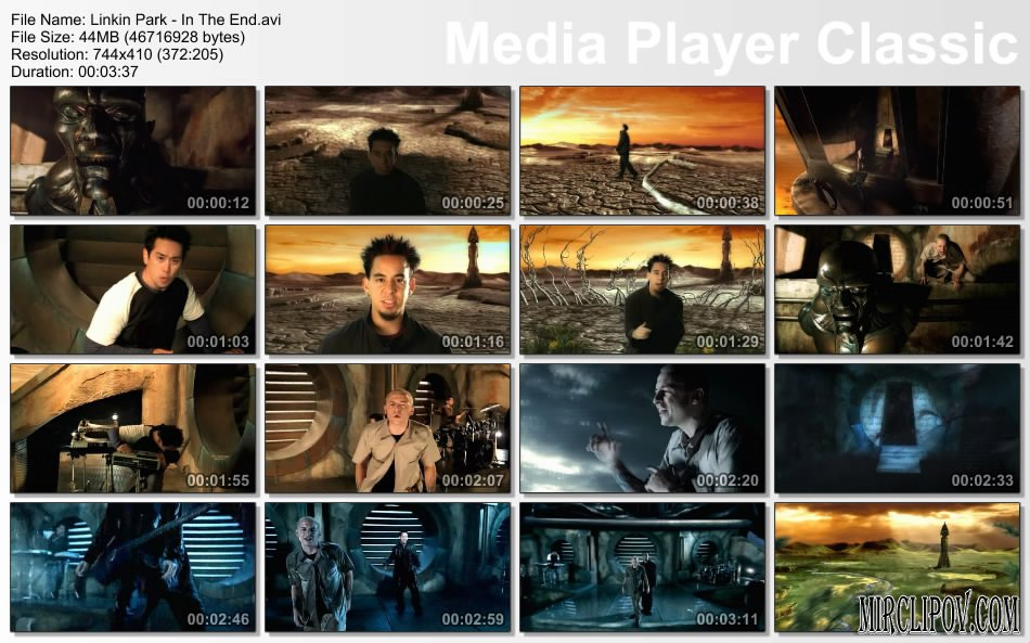 Linkin park In the end - Download