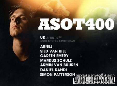 Armin van Buuren - ASOT 400 (Live From Club Air Birmingham, UK) (17.04.2009)