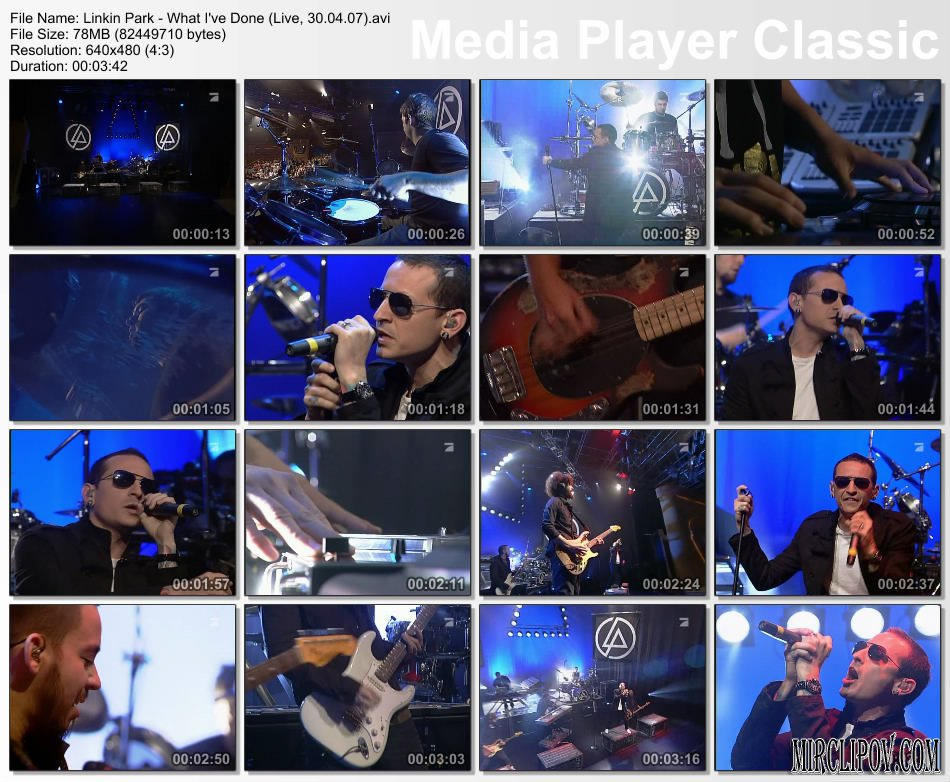 Linkin Park - What I'Ve Done (Live, 30.04.07)