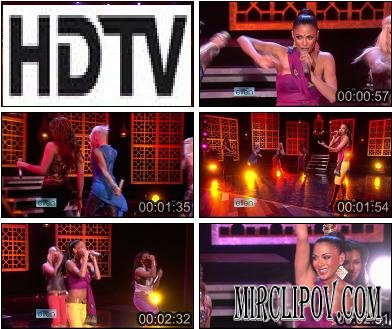 Pussycat Dolls - Jai Ho (Live, Ellen Show, 20.04.09)