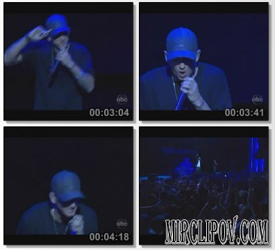 Eminem - Beautiful (Live, Jimmy Kimmel Show)