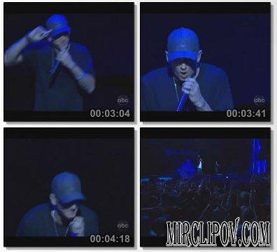 Eminem - Beautiful (Live, Jimmy Kimmel Show)