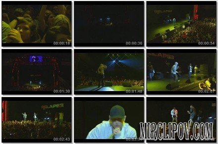 Eminem - Lose Yourself (Live, Detroit Relapse Concert)
