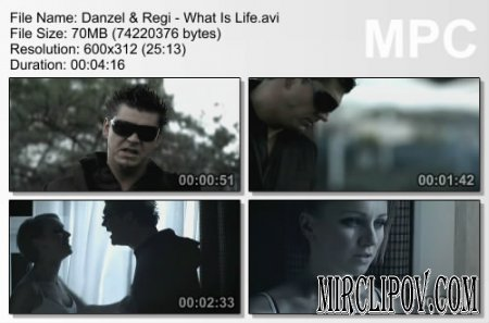 Danzel Feat. Regi - What Is Life