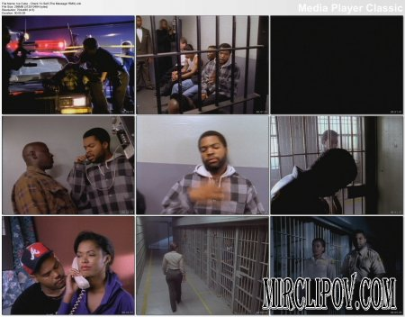 Ice Cube - Check Yo Self (The Message' RMX)