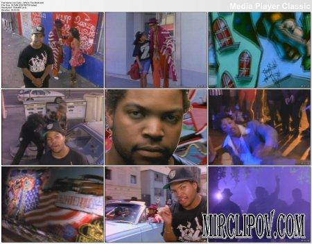 Ice Cube - Who's The Mack