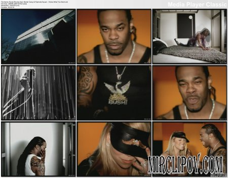 Busta Rhymes Feat. The Flipmode Squad & Mariah Carey - I Know What You Want