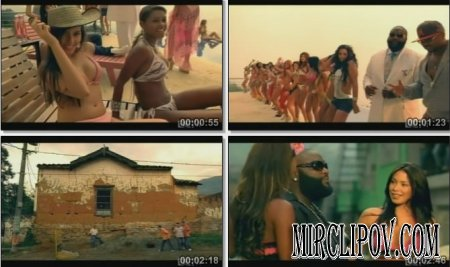 Rick Ross Feat. The Dream - All I Really Want