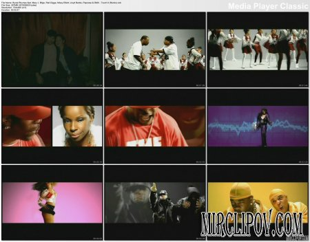Busta Rhymes Feat. Mary J. Blige & Missy Elliot & Rah Digga, Papoose, Lloyd Banks & DMX - Touch It (Remix)