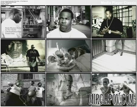 Busta Rhymes Feat. Rick James - In The Ghetto
