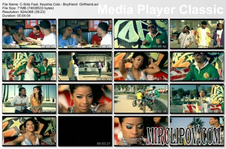 C-Side Feat. Keyshia Cole - Boyfriend/Girlfriend