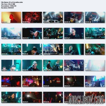 U2 - Breathe (Live)