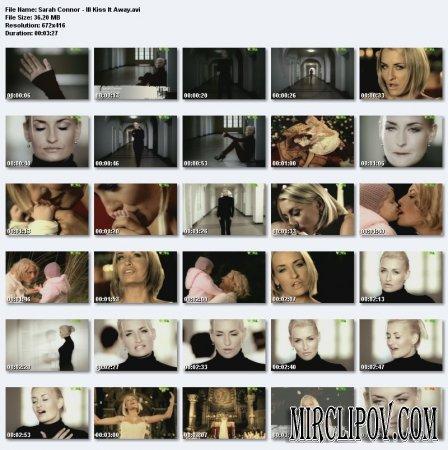Sarah Connor – I'll Kiss It Away