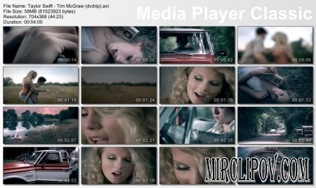 Taylor Swift  - Tim Mcgraw
