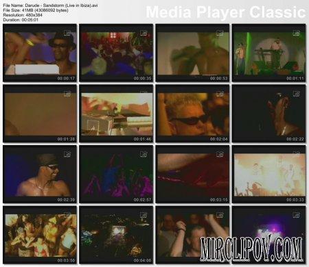 Darude - Sandstorm (Live, Ibiza)