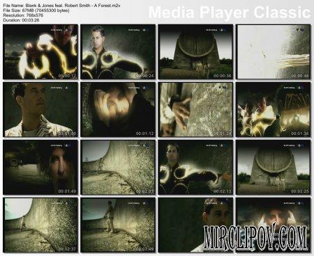 Blank & Jones Feat. Robert Smith - A Forest