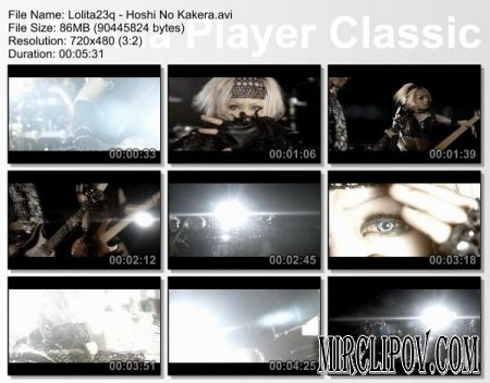 Lolita23q - Hoshi No Kakera