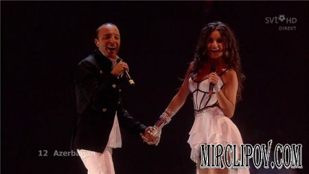 Aysel Feat. Arash - Always (Live, Eurovision, Moscow, 16.05.09)