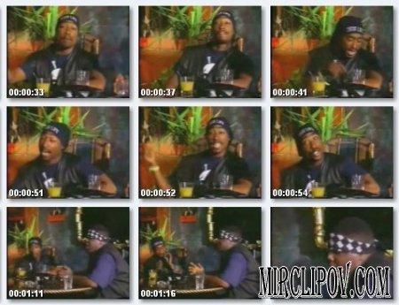 2Pac Feat. Notorious B.I.G. - Dead Homiez (Live, Freestyle)