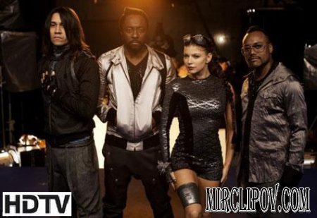 Black Eyed Peas - Boom Boom Pow (Live, Ellen Show)