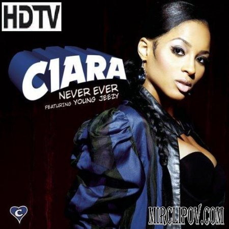 Ciara - Never Ever (Live, Jimmy KimmelShow)