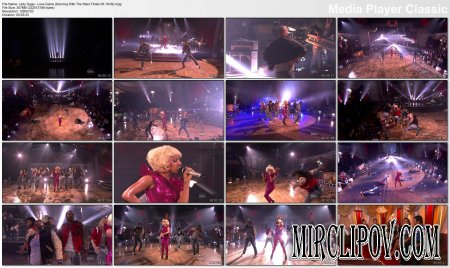Lady Gaga - Love Game (Live, Dancing With The Stars, 19.05.09)