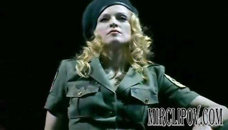 Madonna - American Life (Live, Re-Invention Tour)