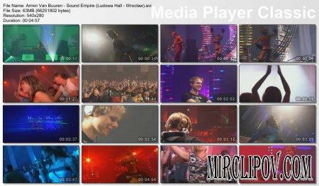 Armin Van Buuren - Sound Empire (Live)