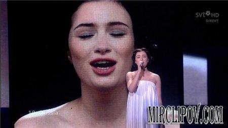 Анастасия Приходько - Мамо (Live, Eurovision, Moscow, 16.05.09)