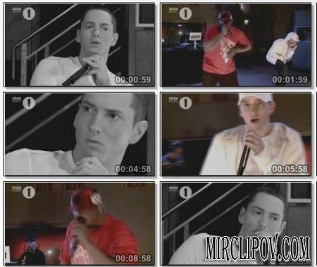 Eminem - Live Session (Zane Lowe Show)