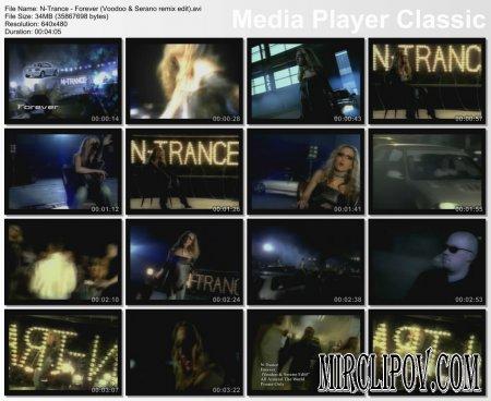 N-Trance - Forever (Voodoo & Serano Remix Edit)
