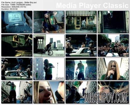 Avril Lavigne - Sk8er Boy