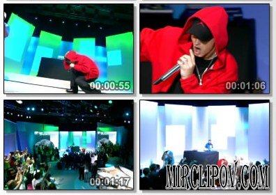 Eminem - 3 A.M. (Live, Grand Journal)