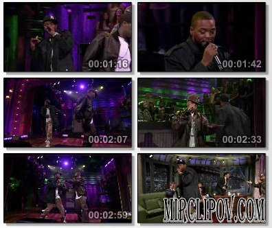 Method Man & RedMan - A Yo! (Live At 'Late Night Show')