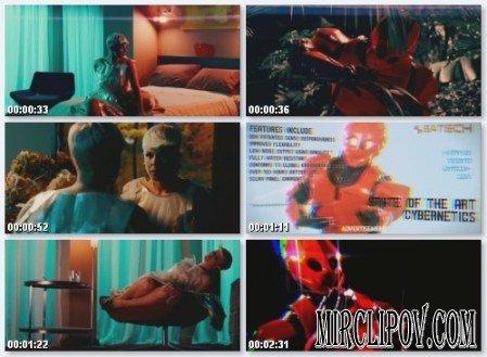Royksopp - The Girl And The Robot