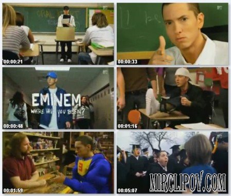 Eminem - Where Have You Been (Official Mtv Short Movie)