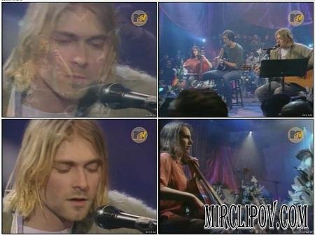 Nirvana – Dumb (MTV unplugged)