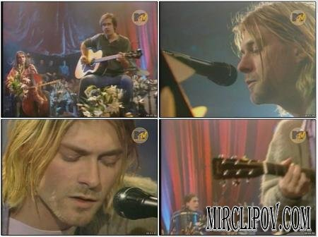Nirvana – Polly (MTV unplugged)