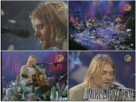 Nirvana - The man, who sold the world (MTV unplugged)