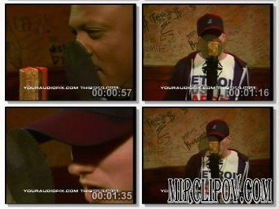 Eminem feat. Mr. Porter - Freestyle On Rap City